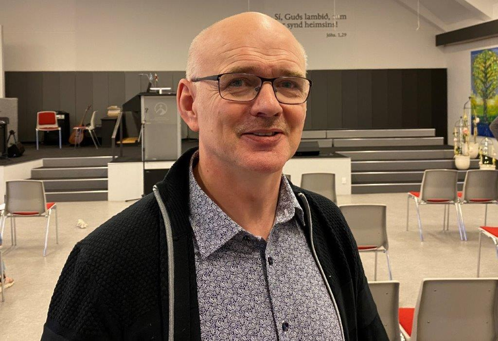 Olaf Magnussen, formaður