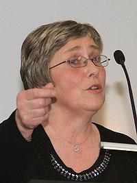 Leila Højgaard : Forkvinna