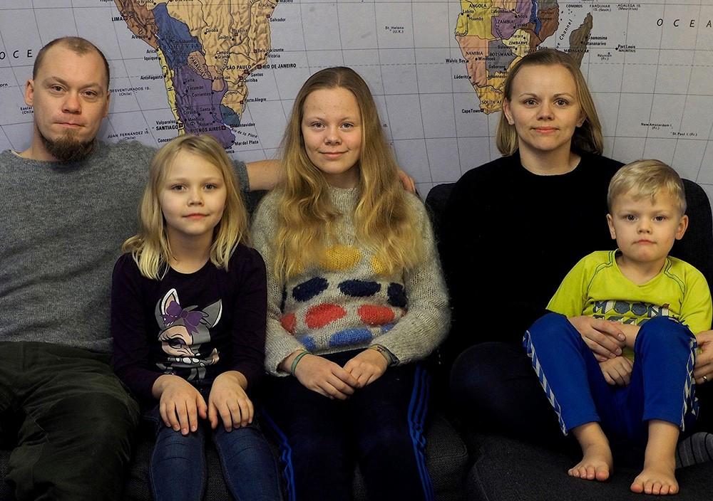 Familjan Olofson